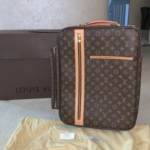Louis Vuitton Bosphore Trolley 50 Rolling Luggage